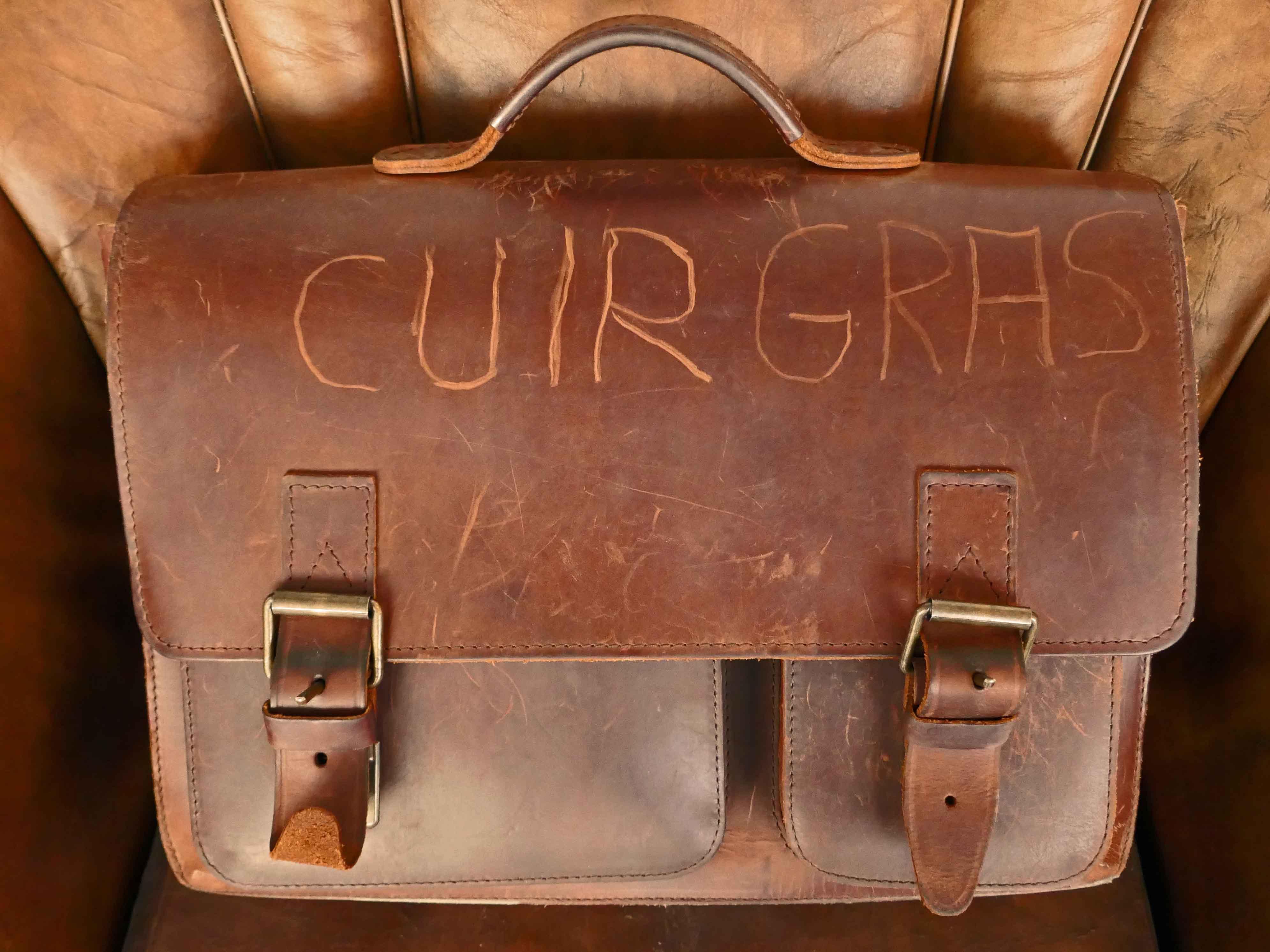 Cuir De Vachette C Est Quoi le nettoyage et l'entretien des cuirs gras et des cuirs pull