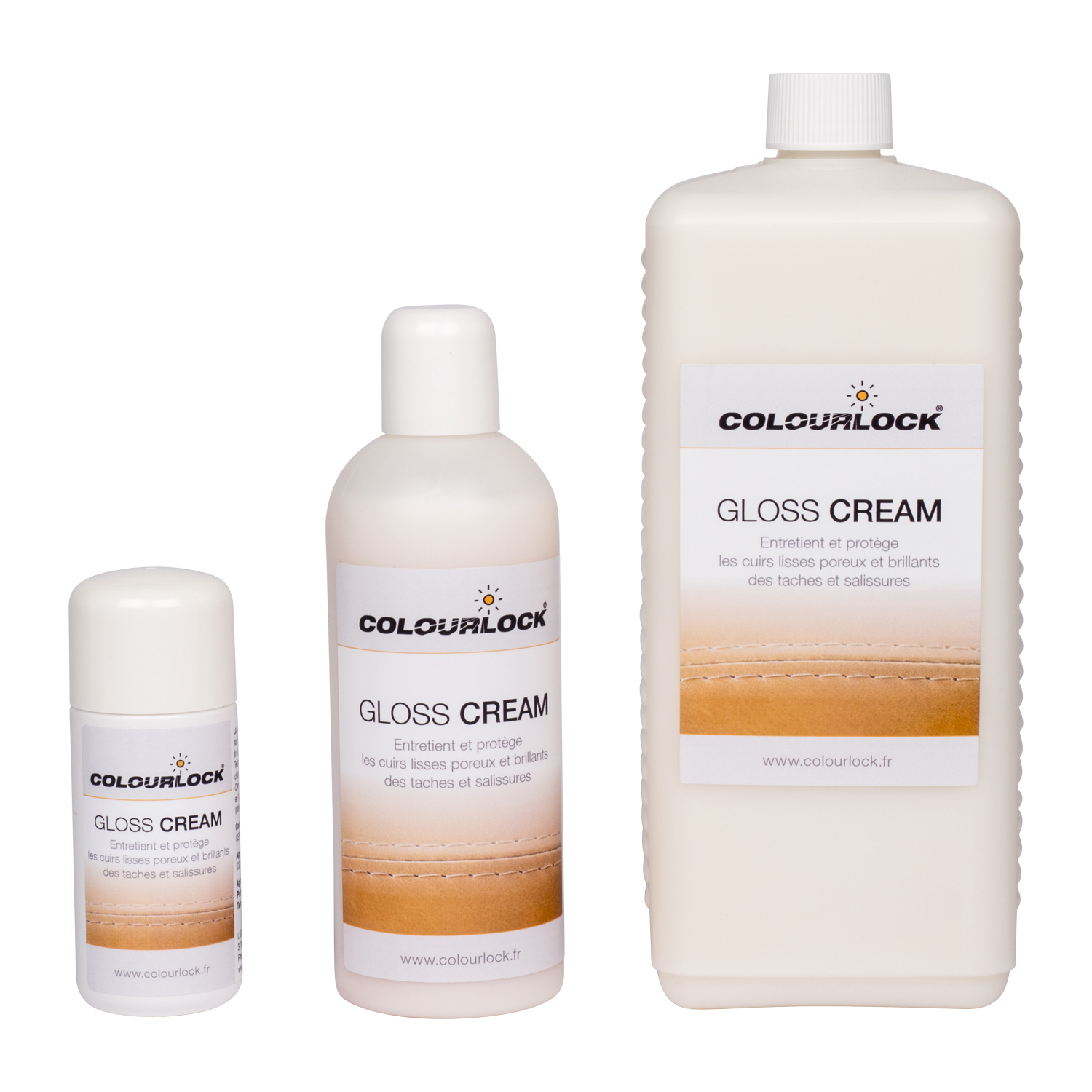 Crème à lustrer COLOURLOCK Gloss cream, 250 ml