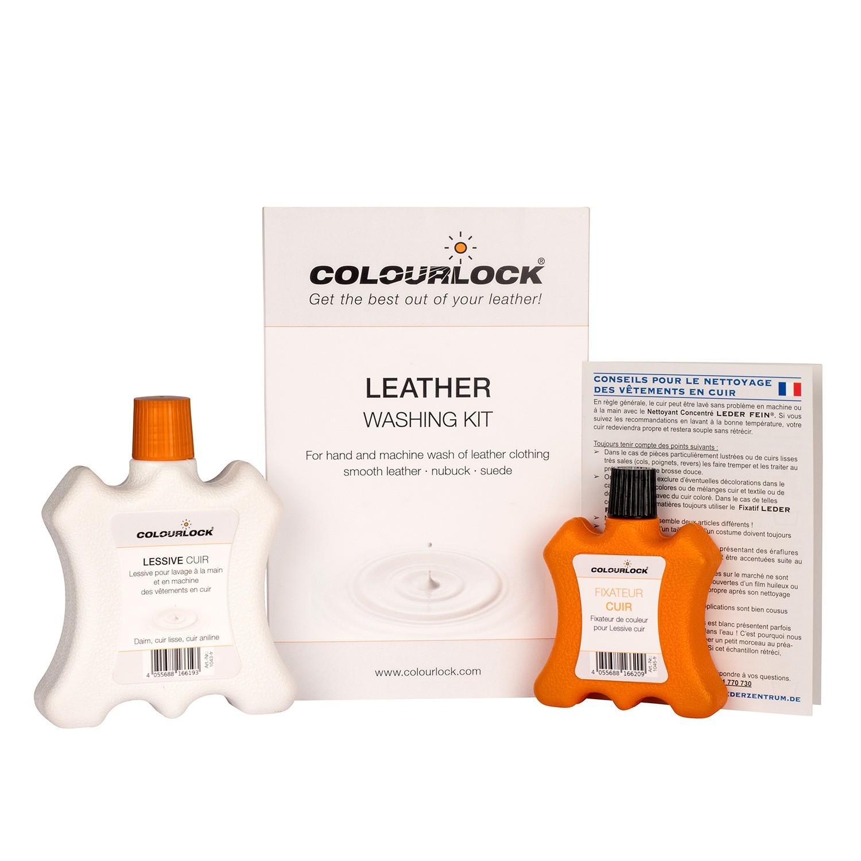 Kit lessive pour cuir COLOURLOCK