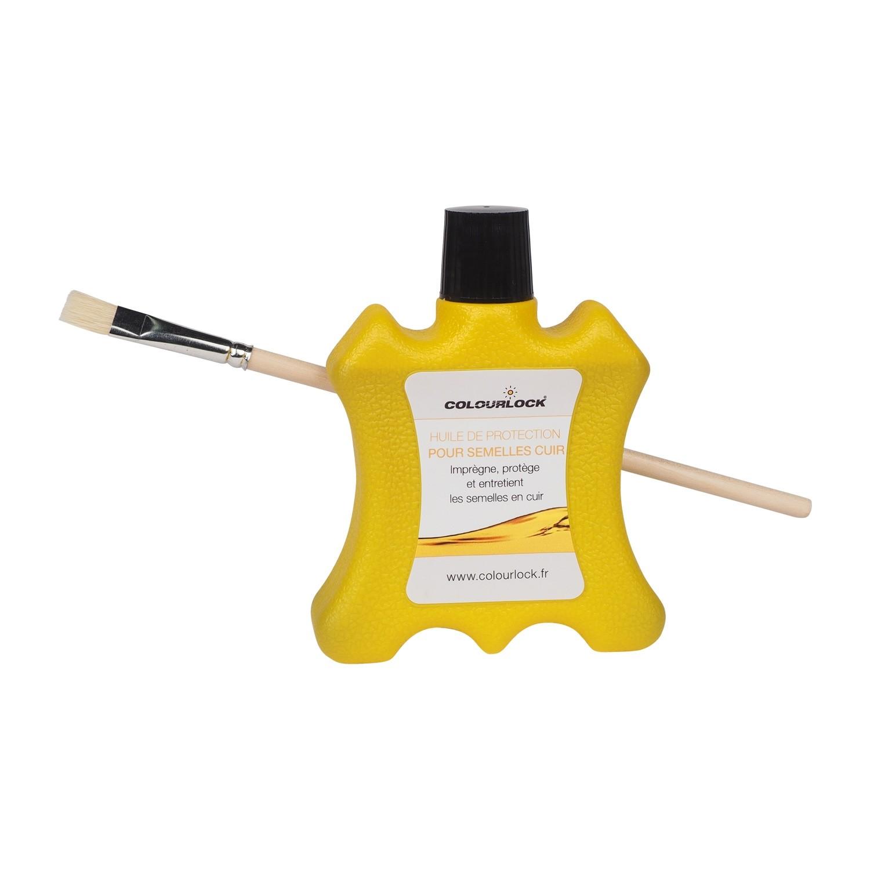 Huile de protection pour semelles cuir COLOURLOCK, 150 ml