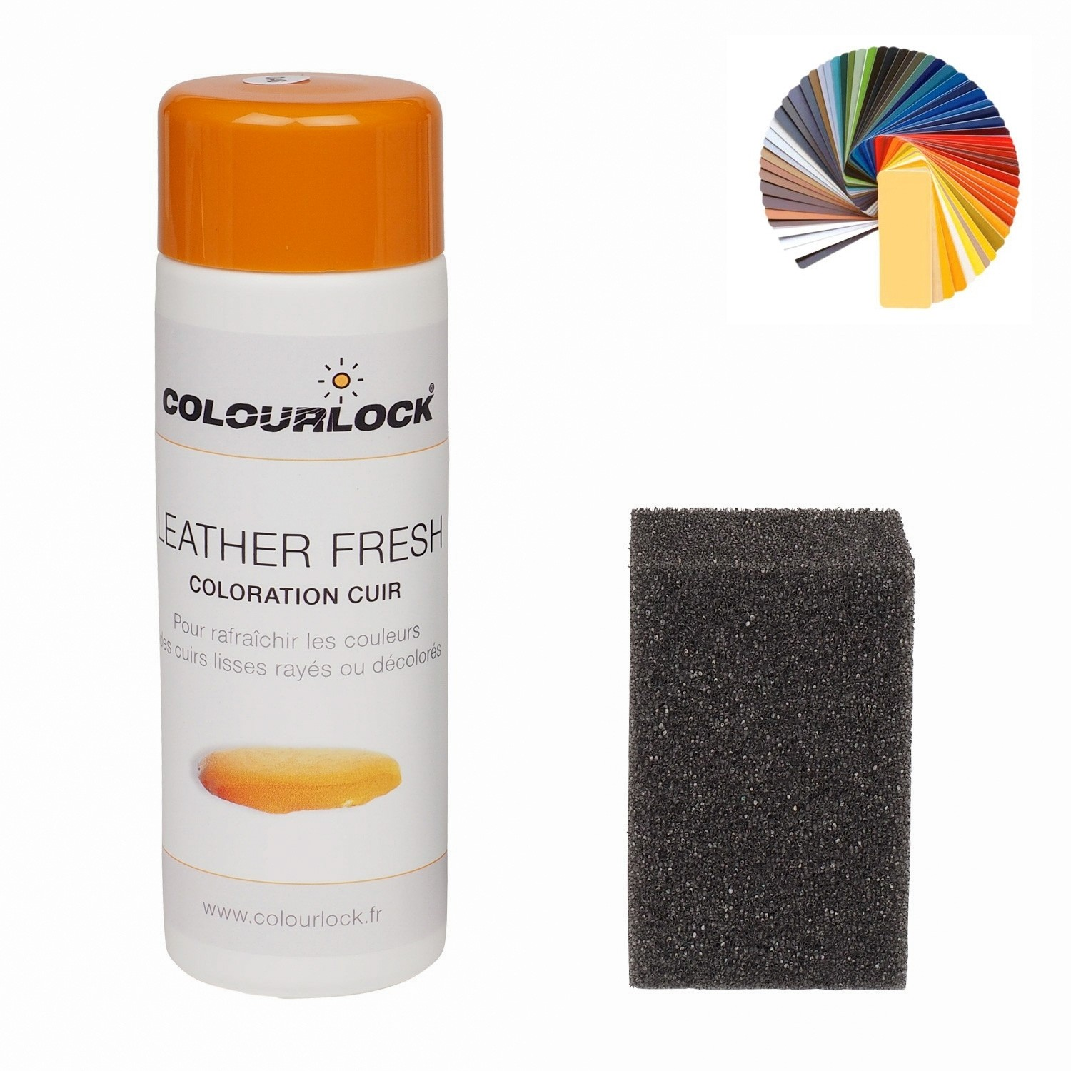 Coloration COLOURLOCK Leather Fresh, 150 ml
