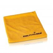 Chiffon en microfibre COLOURLOCK 40 x 40 cm, jaune