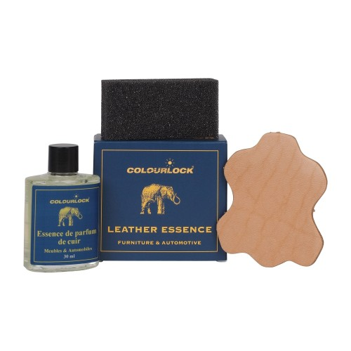 Essence de parfum de cuir COLOURLOCK, 30 ml