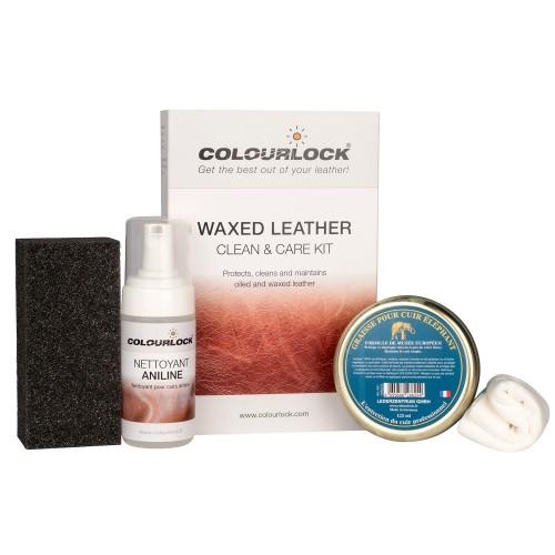 Kit d'entretien pour cuirs cirés COLOURLOCK